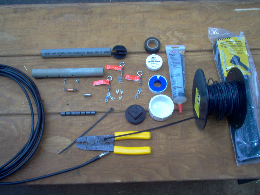 Parts and Materials